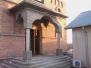 Biserica, Str. Teius