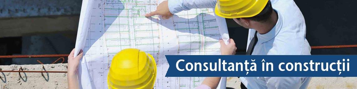 Consultanta in constructii